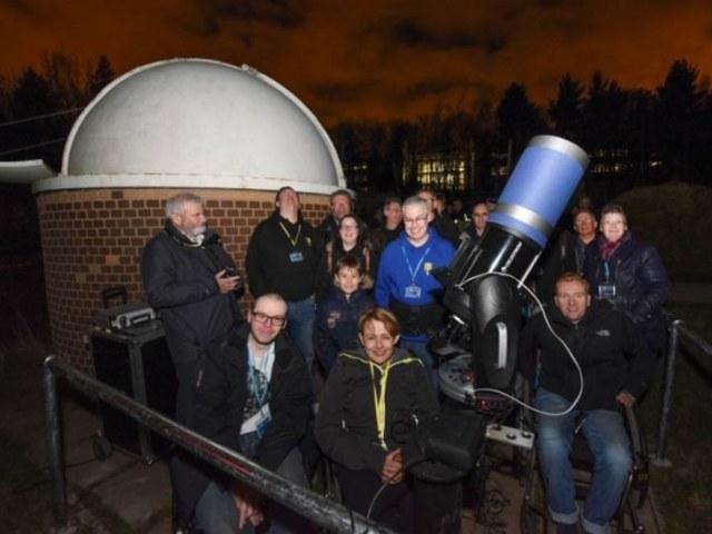 Cygnus Observatory (WWT) -640x480