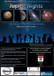Jupiter Nights event