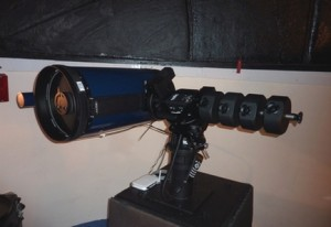Skywatcher EQ8