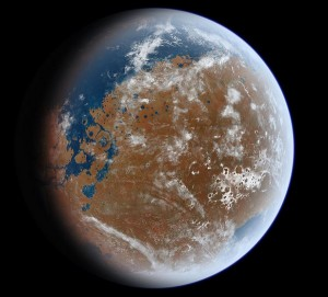 Water on Ancient Mars