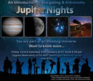 Jupiter Nights Jan 2015
