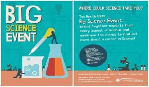 Big Science Event at Sunderland College