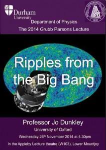 Grubb-Parsons lecture 2014