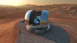 European Extremely Large Telescope (E-ELT)