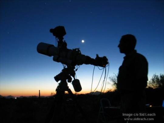 Pow Hill Dark Sky Site
