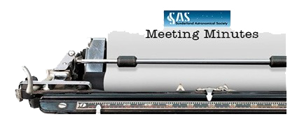 SAS Meeting Minutes