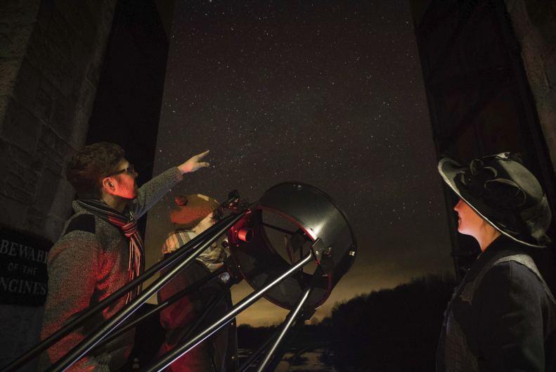 Beamish Stargazing Image