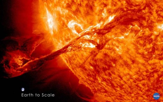 Coronal Mass Ejection NASA/org