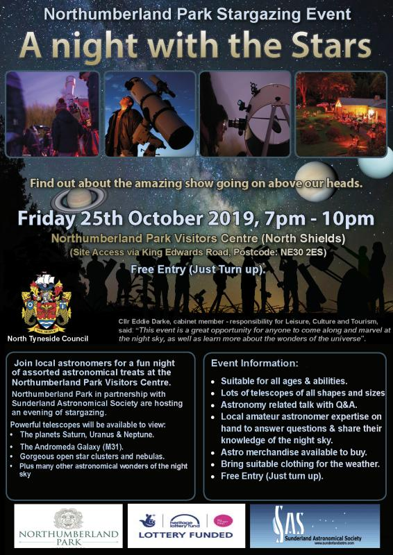 Northumberland Park Event 25th October 2019 v1.0-566x800