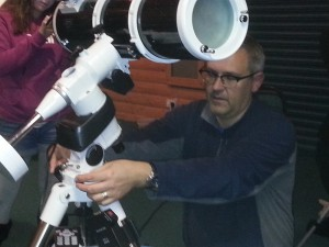 Demos of telescope
