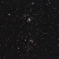 Double Cluster NGC869 and NGC88