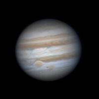 Jupiter 11th November 2012