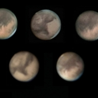 Mars Sequence