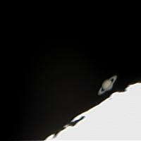 Saturn Occultation Ingress