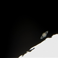 Saturn Occultation Ingress