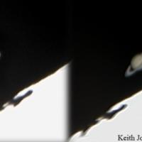 Saturn Occultation Ingress Compilation.