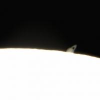 Saturn Occultation.