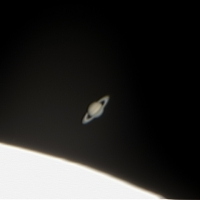 Saturn Occultation.