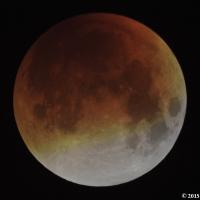 September 2015 Lunar Eclipse