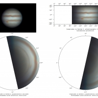 Jupiter Projections