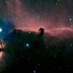 Horsehead Nebula, taken by Paul Jenkins