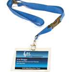 SAS Membership ID Card (Small)