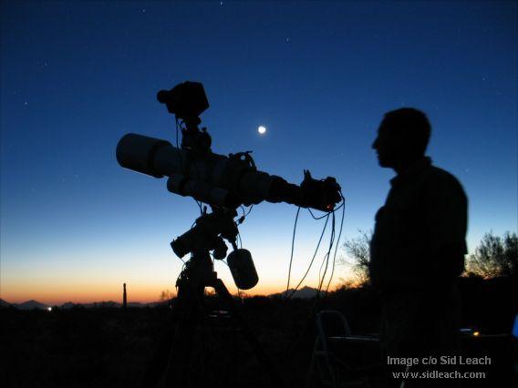 Astophotographer-SidLeach