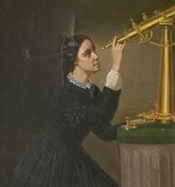 Maria Mitchell USA first female AStronomer