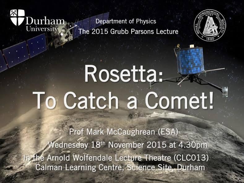 Grubb-Parsons Lecture