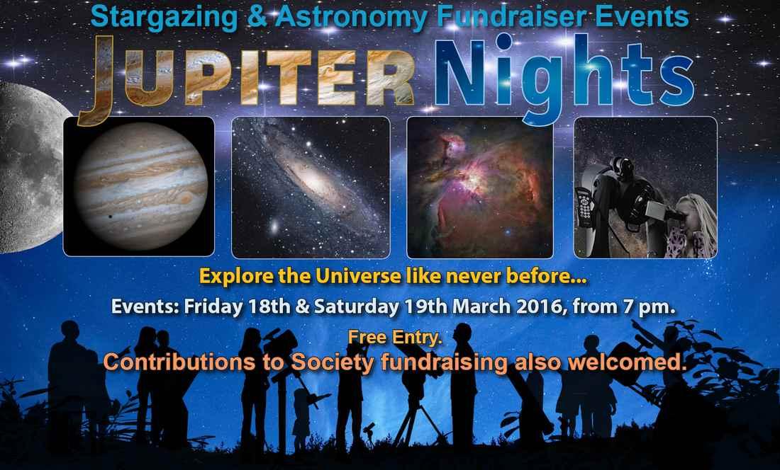 Jupiter Nights Events