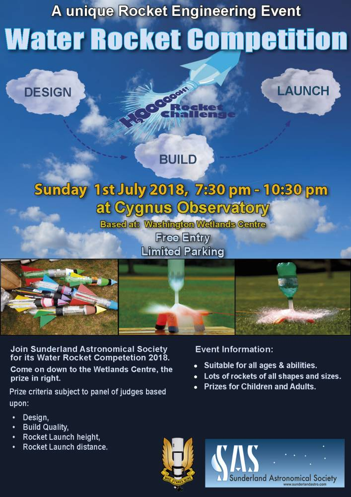 SAS Water Rocket Competition